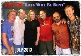 All Man Show and One Token Mama: TTOTM