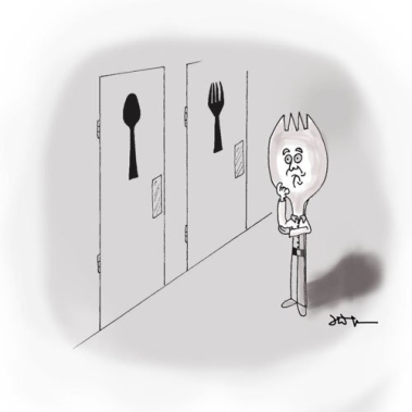 Spork Cartoon