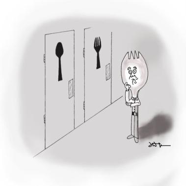 Spork Cartoon